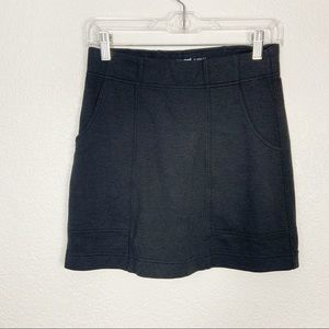 Horny Toad Gray Skirt XS